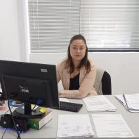 Foto do(a) Secretária de Administração: Taila Monique de Vargas Pedroso
