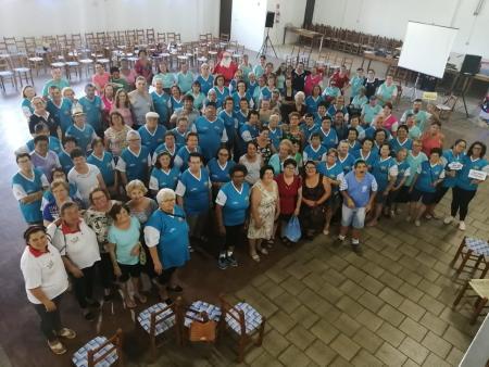 CRAS organiza tradicional confraternização de final de ano entre os Projetos