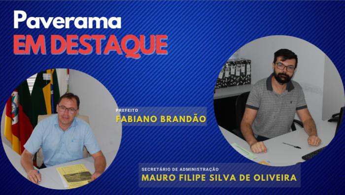 Em entrevista a Rádio Paverama FM, prefeito e secretário expuseram situação financeira do município