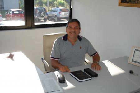 Vice-Prefeito João Edson de Moraes