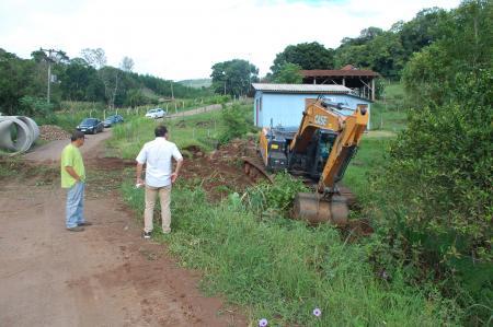 Administração realiza investimento de mais de R$ 15 mil para recuperação de pontes