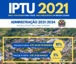 IPTU 2021 – Pagamento à vista e com desconto, injeta mais de R$ 325 mil aos cofres públicos