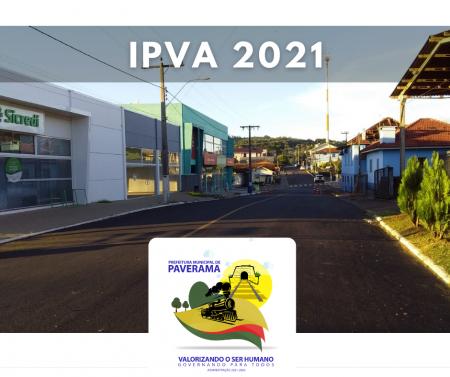 Paverama arrecadou mais de 250 mil reais com pagamento de IPVA em 2021