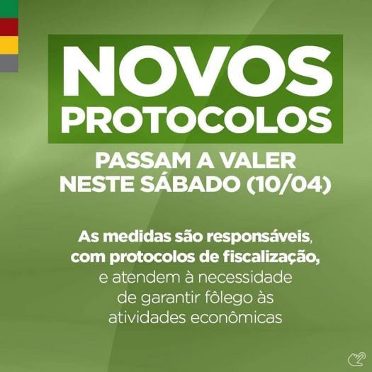 Paverama publica novo Decreto seguindo as orientações do Governo do Estado