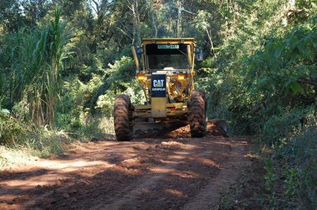 Trabalho de recuperação total da estrada deve levar mais alguns dias