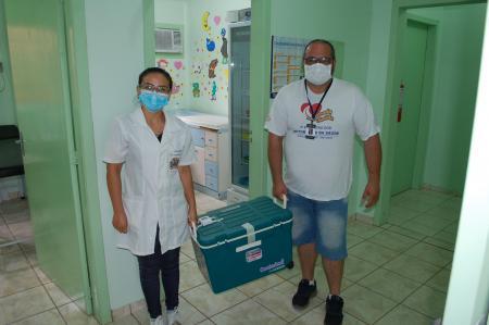 Secretaria de Saúde de Paverama estima que 800 pessoas ainda não se manifestaram sobre vacinação