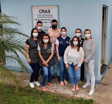 CRAS de Paverama retoma os projetos de forma presencial nesta quinta-feira (16)