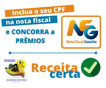 Receita Estadual lança Campanha que vai beneficiar consumidores