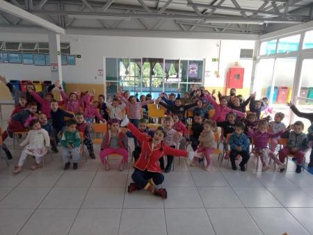 Semana da Criança movimentou as escolas Paveramenses
